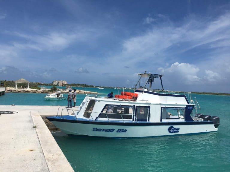 Caribbean Cruisin boat