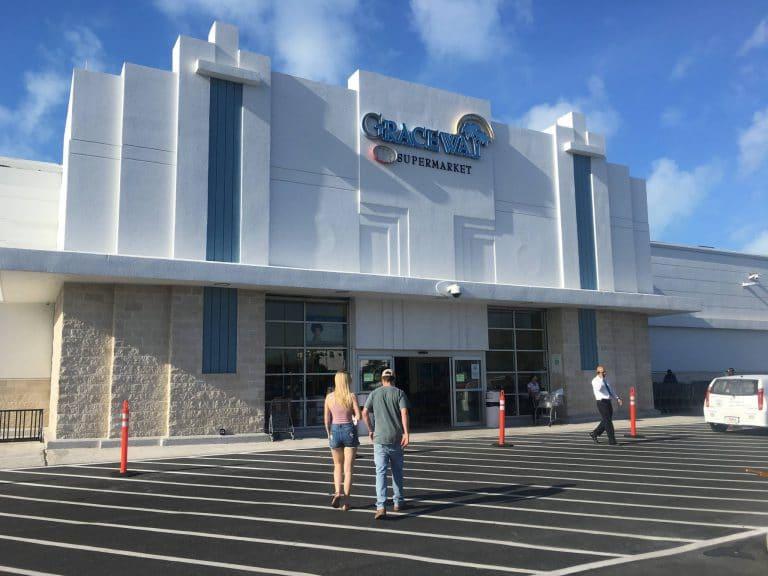 Graceway Supermarket Turks and Caicos