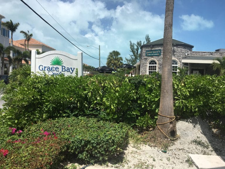 Danny Buoys on Providenciales Turks and Caicos